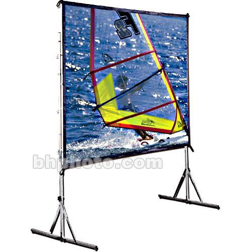 Draper 218186 Cinefold Portable Folding Projection Screen 218186