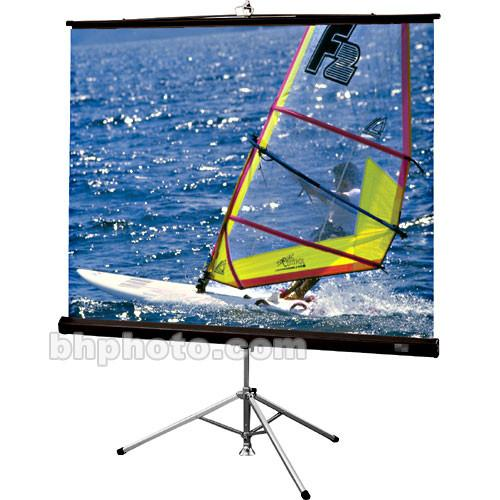 Draper Diplomat/R Portable Tripod Screen - 50 x 215018