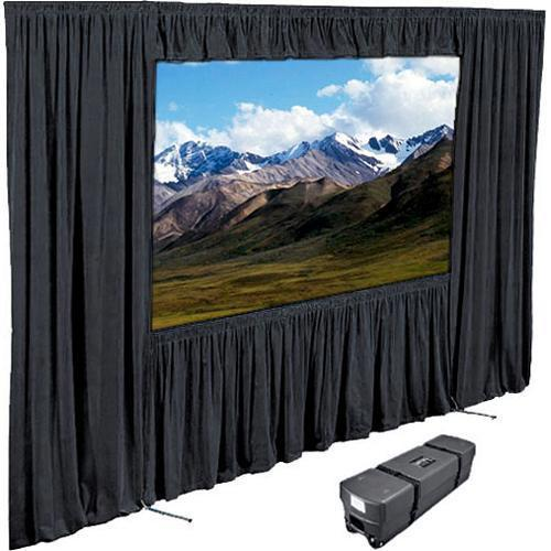 Draper Dress Kit with Case for Cinefold Screen - 12 x 12' 222004