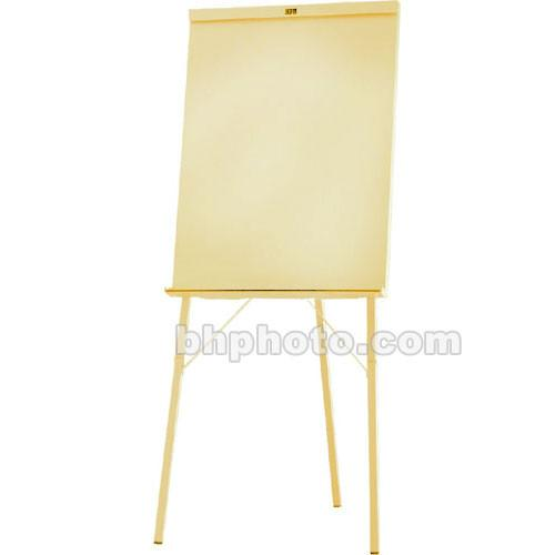 Draper Gold Anodized Paper Pad Easel, DR550 350015