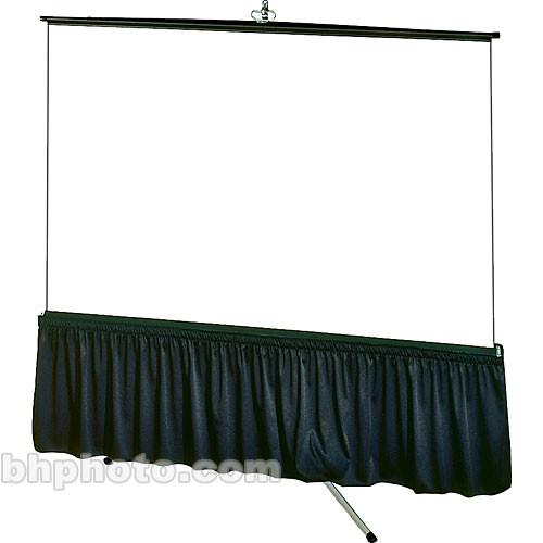 Draper Skirt for Tripod Screen - 38 x 73