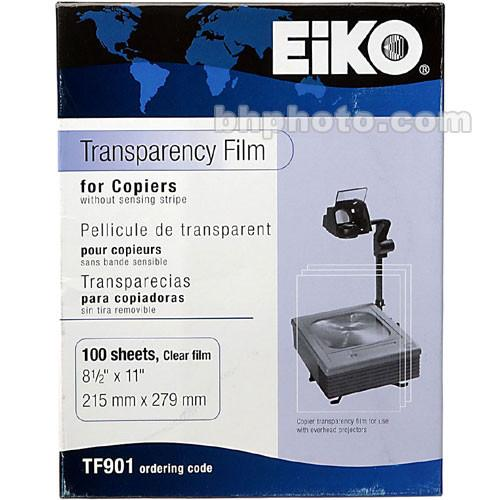 Dry Lam Transparency Film for Plain Paper Copier - Pack of TF901