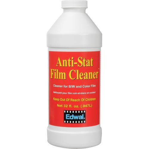 Edwal Anti-Stat Film Cleaner (Liquid) - 1 Quart EDAFC32