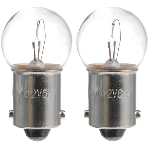 Elmo Lamp - 6 watts/12 volts - for TRV-35 - Set of 2 8592