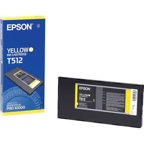 Epson  Archival Yellow Ink Cartridge T512011