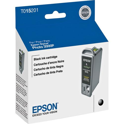 Epson  Black Ink Cartridge for SP2000P T015201
