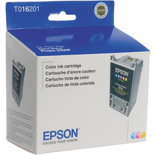 Epson  Color Ink Cartridge for SP2000P T016201