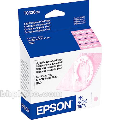 Epson  Light Magenta Ink Cartridge T033620