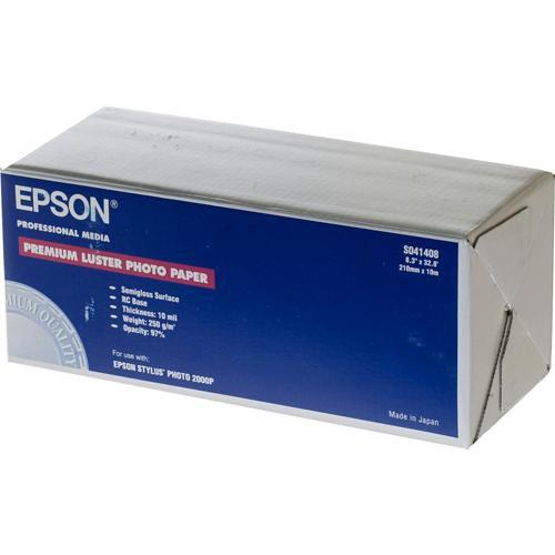 Epson Ultra Premium Luster Archival Photo Inkjet Paper S041408