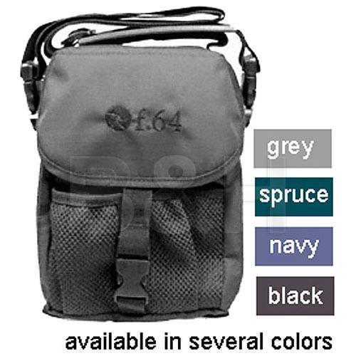 f.64  VT Camcorder Shoulder Bag (Navy) VTBL