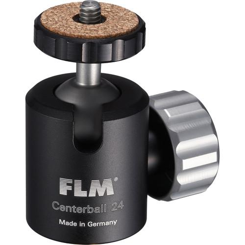FLM CB-24E Ball Head with Mounting Platform 11 24 901