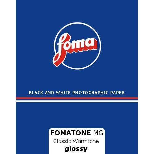 Foma Fomatone MG Classic 8x10/100 - Glossy Paper 41584