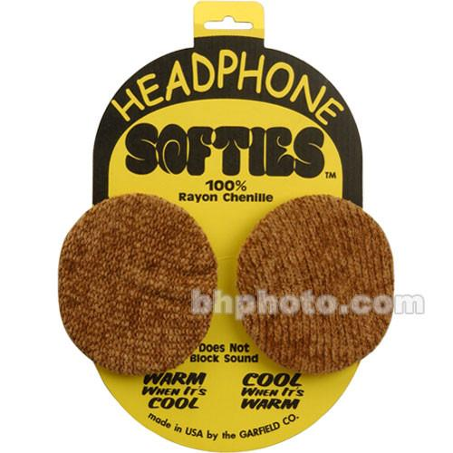 Garfield Headphone Softie Earpad Covers (Gold, Pair) SGARHS5