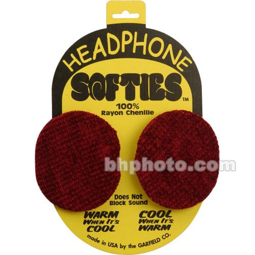 Garfield Headphone Softie Earpad Covers (Red, Pair) SGARHS3