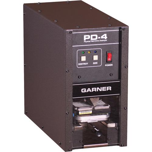 Garner  PD-4 Physical Hard Drive Destroyer PD-4