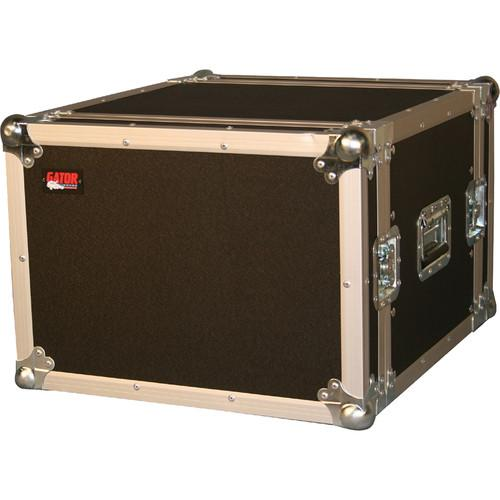 Gator Cases  G-Tour 8U Flight Rack Case G-TOUR 8U