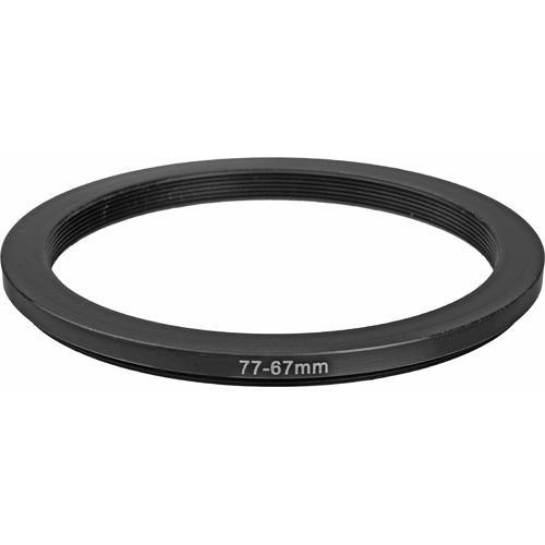 General Brand 77mm-67mm Step-Down Ring (Lens to Filter) 77-67