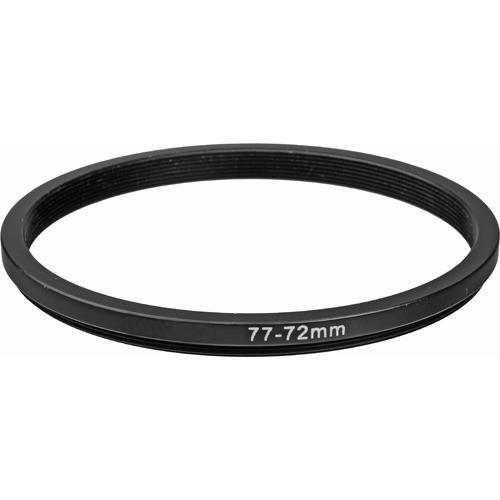 General Brand 77mm-72mm Step-Down Ring (Lens to Filter) 77-72