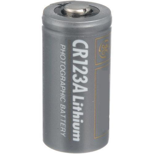 General Brand  CR123A 3V Lithium Battery 123A