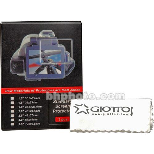 Giottos  LCD Screen Protector Set SP 2500