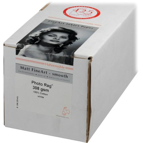 Hahnemuhle Photo Rag Paper, 308gsm -36