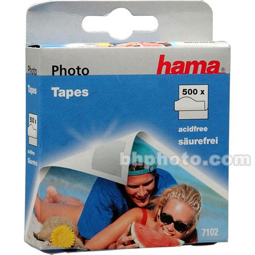 Hama Double Stick Pressure Sensitive Tape Squares - Roll HA-7102