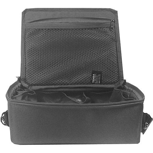 HamiltonBuhl DC-CB Digital Camera Carry Bag (Black) DC-CB