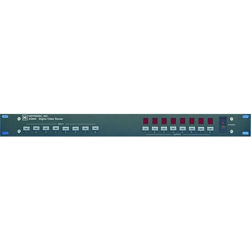 Hotronic AS8008X1 8x1 SDI Video Switcher AS800-8X1
