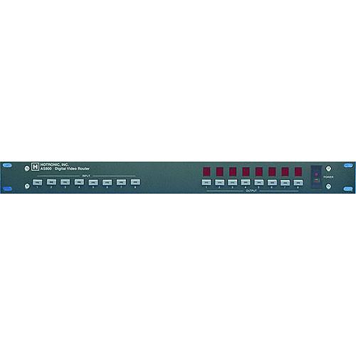 Hotronic AS8008X2 8x2 SDI Video Switcher AS800-8X2