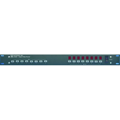 Hotronic AS8008X8 8x8 SDI Video Switcher AS800-8X8