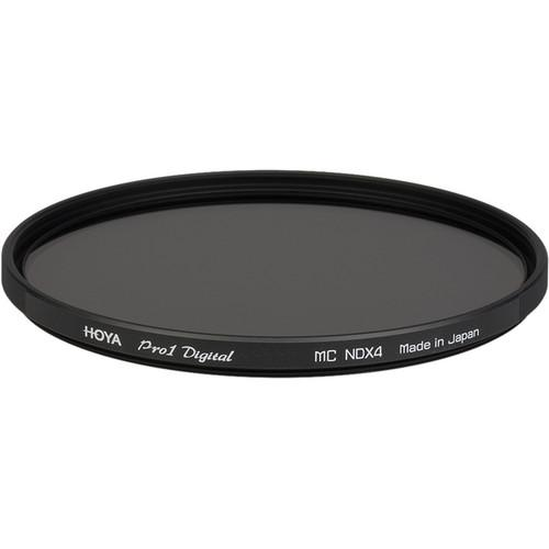 Hoya 62mm Neutral Density (ND) 0.6 Pro 1 Digital XD62ND4