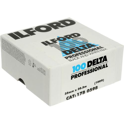 Ilford Delta 100 Professional Black and White Negative 1780598