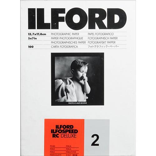 Ilford  ILFOSPEED RC DeLuxe Paper 1608924