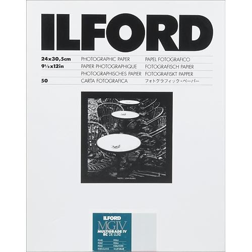 Ilford Multigrade IV RC Deluxe MGD.44M Black & White 1771477