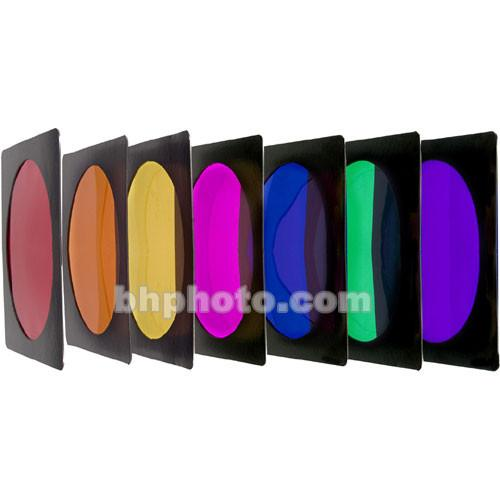 Interfit Color Filters - Set of 7 (6.7 x 6.7