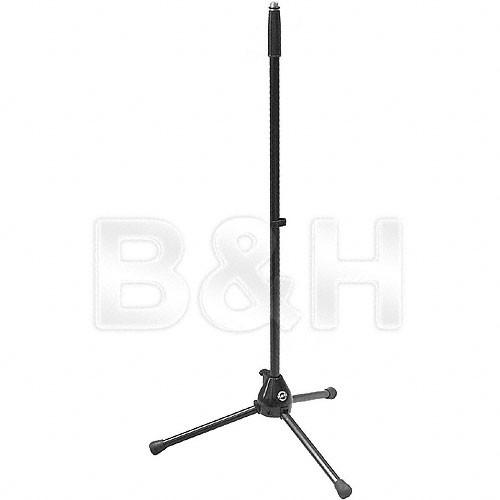 K&M 201/2 Telescoping Microphone Stand (Black) 20120-500-55
