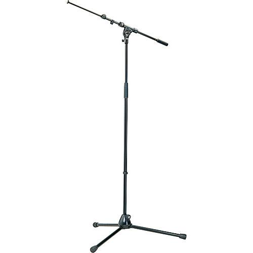 K&M 210/9 Tripod Microphone Stand with Telescoping 21090-500-55