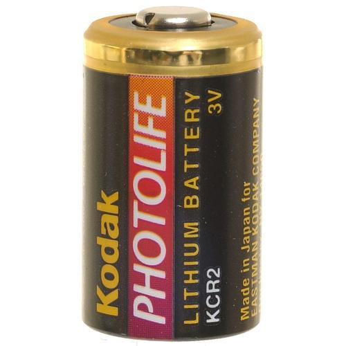 Kodak  CR2 3V Lithium Battery 8633752