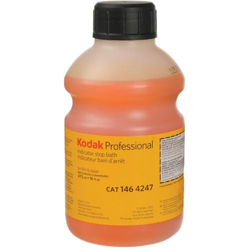 Kodak Indicator Stop Bath (Liquid) for Black & White 5160346