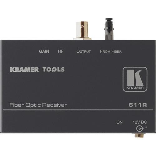 Kramer  611R Fiber Optic Receiver 611R