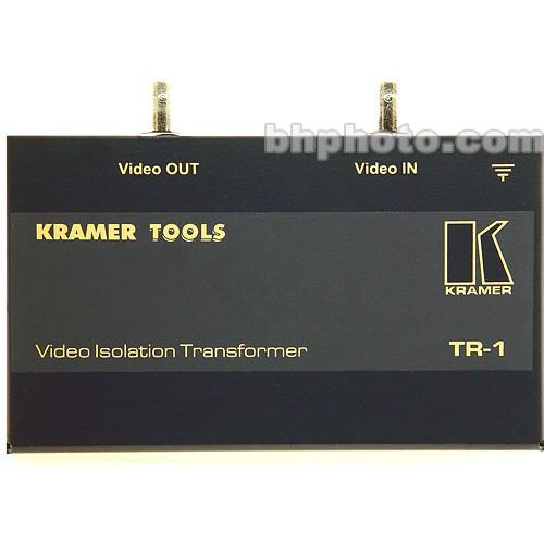 Kramer  TR-1 Video Isolation Transformer TR-1