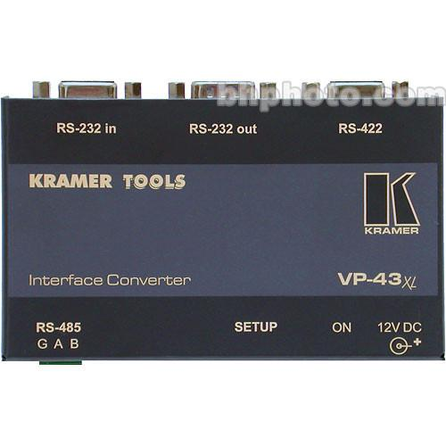 Kramer  VP43XL 1x2 Interface Converter VP-43XL