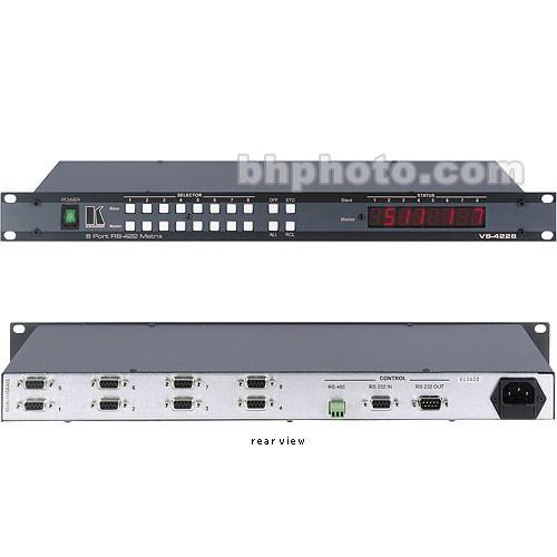 Kramer VS-4228 8 Port Bi-Directional Matrix Switcher VS-4228