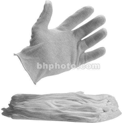 Lineco Darkroom Cotton Gloves - Medium Weight - Large PL54997-L