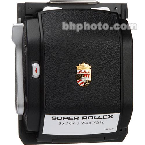 Linhof 45 Super Rollex Film Back 6x7cm for 4x5 Cameras 1459