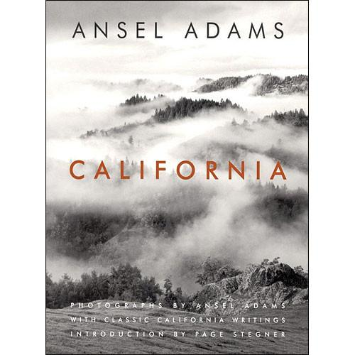 Little Brown Book: Ansel Adams - California (Cloth) 821223690