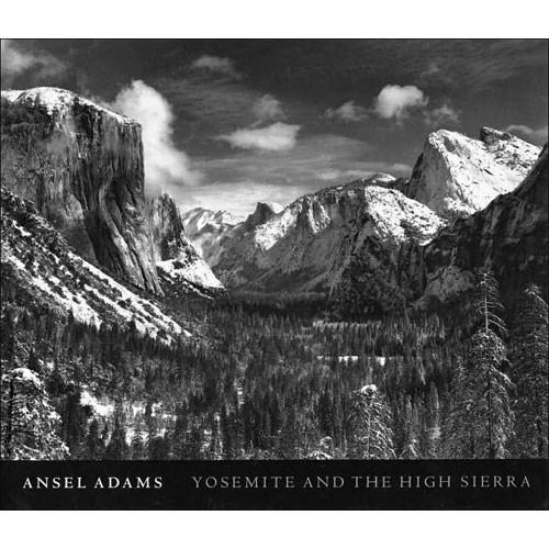 Little Brown Book: Ansel Adams - Yosemite and the High 821221345