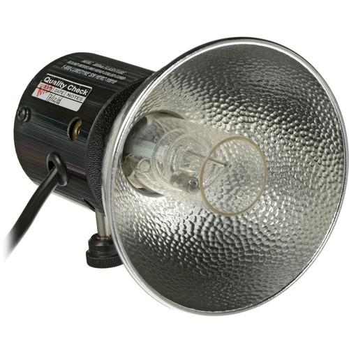 Lumedyne 800 W/S Flash Head - UV, Coiled Cord HERC
