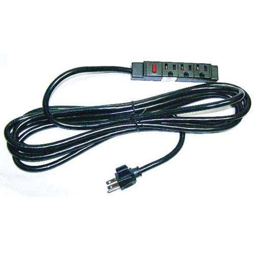 Luxor Power Cord for LP Table Units, Model LPE LPE