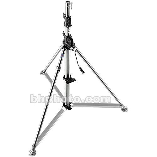 Manfrotto 387XU Super Wind-Up Steel Stand - 12' 387XU